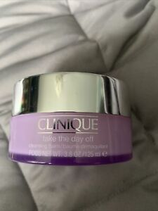 Clinique Take The Day Off Cleansing Balm 3.8oz New Full Size