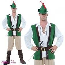 Deluxe Herren Piraten Kostüm Erwachsene Haken Peter Pan Seeräuber Kapitän O