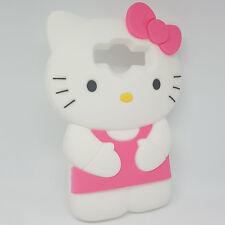 Funda Carcasa Silicona 3D Hello Kitty Samsung Galaxy J1