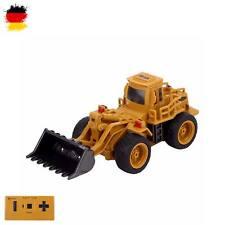 RC ferngesteuerter Mini Radlader, Bagger, Baustellen-Fahrzeug, Auto, Truck, NEU