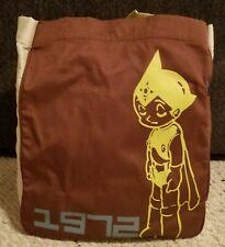 New listing Astro Boy canvas Tote bag Anime vintage comics school bag