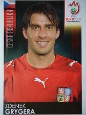 Panini 79 Zdenek Grygera Tschechien UEFA Euro 2008