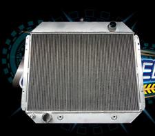 68 69 70 71 Ford F100 Pickup Truck 3 Rows Aluminum Radiator EC433 V8 Engine