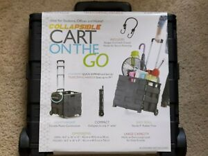 COLLAPSIBLE CART ON THE GO