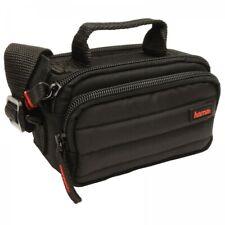 BNIP Hama Odessa 90L cámara caso en Negro con Gris Reino Unido stock