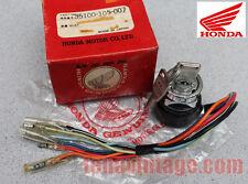 NOS HONDA S90 S90Z CL90 CS90 K1 IGNITION SWITCH GENUINE JAPAN 35100-105-007