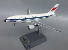 1:200 Aviation CAAC AIRBUS A310 Passenger Airplane Diecast Aircraft Plane Model