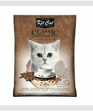 10L Kit Cat. Cat Litter Sand. KitCat - Coffee