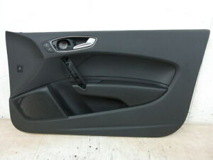 2017 Audi A1 8X 1.4 Drivers Offside Right Front Door Card Panel Trim - 3DR (OSF)