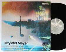 Krzysztof Meyer Christopher Keene NDR Orch Import LP 1985
