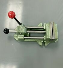 """NEW! JAPAN MADE ERON QUICK ACTION SPEED VISE 3"""" E-250 /EVS 75-3 FOR DRILL PRESS"""