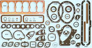 1946 -1959 Plymouth  Engine Gasket Set NEW