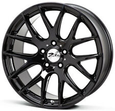 "20"" Zito 935 Wheels Gloss Black BMW 5x120 5 Series E60 E61 E92 M3 E90 M3 CSL"