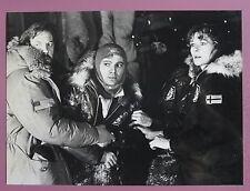 (X225) Pressefoto - Bäreninsel in der Hölle der Arktis (1979) / Bear Island #1