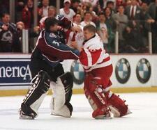 Colorado Avalanche - Hockey Fights DVD  - 1996 -2004
