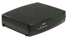 OPTIMUM, COMCAST/XFINITY APPROVED! ARRIS TM822G DOCSIS 3 PHONE MODEM W/BATTERY