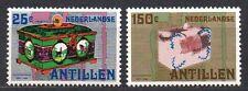 NA NVPH 652-53 Postspaarbank 1980 Postfris