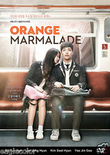 Orange Marmalade Korean Drama (3DVDs) Excellent English & Quality!