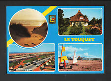 LE TOUQUET (62) CHAR à VOILE , AUTOMOBILES PORSCHE , PEUGEOT 504 , 2CV , 4L