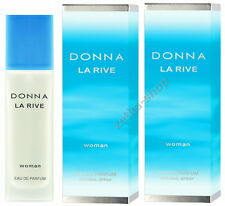 2x90ml = 180ml!!! donna la rive WOMAN EAU DE PARFUM NATURAL SPRAY TOP HIT!!!