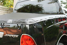 UTE TONNEAU COVER & ACCESSORIES for SSANGYONG ACTYON SPORTS DUAL CAB 2006-2012