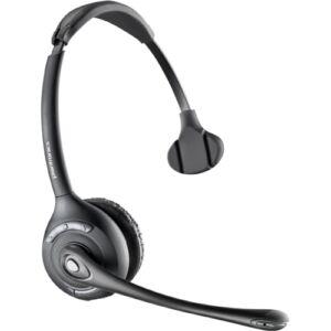 New Plantronics CS510/A Monaural Wireless Noise-Canceling Headset - P/N 84691-02