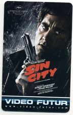 VIDEO FUTUR collector  SIN CITY    (297)   2000 EX