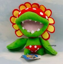 New Super Mario Bros Petey Piranha Plush Soft Toy 19cm Stuffed Animal Doll Gift