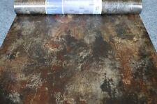 Papel de pared pintado 418224 Rasch Vintage Marrón cobre oro Bor