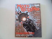 MOTOCICLISMO D'EPOCA 2/2008 VESPA 50 SPECIAL/ASPES YUMA 125/HONDA CBX 1000 6 CIL