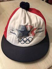 VINTAGE OLYMPIC Games Souvenir HAT