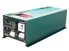 8000W LF Split Phase Pure Sine Wave Power Inverter DC12V/AC220V&110V+LCD/Charger