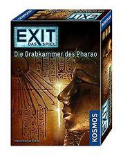 Kosmos Exit Das Spiel Die Grabkammer des Pharao Rollenspiele Brettspiele