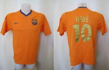 FC Barcelona #10 2006/2007/2008 away Sz M Nike shirt jersey maillot Barca soccer