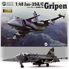 KITTYHAWK 1/48 SAAB JA-39A/C GRIPEN