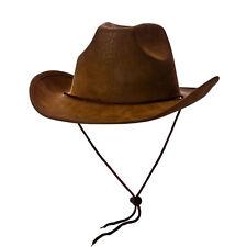 Brown Fancy Hats and Headgear