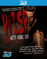 WISP 3D - Award Winning Crime Thriller Series - 3D Blu-ray - 3D Version