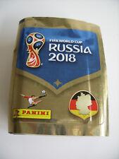 Panini WM 2018 Russia: 50 volle deutsche Tüten, TOP-SCHNÄPPCHEN !!!