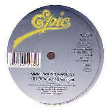 Miami Sound Machine - Dr Beat - Epic - 1987 #91260