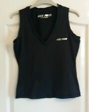 Ladies LCS PRO Le Coq Sportif Sleeveless Top Size 12