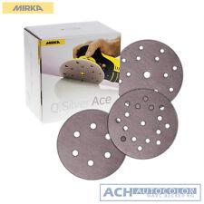 MIRKA Schleifpapier Q.Silver ACE 77mm 125mm 150mm Exzenter Schleifscheiben