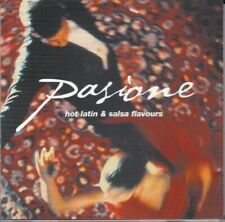 Pasione: Hot Latin & Salsa Flavours by Various (CD, 2000, Universal) VERY GOOD