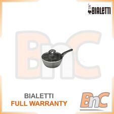 Saucepan Milk Pan Stockpot Impact pan BIALETTI Plus lid 24 cm Electric Gas Hob
