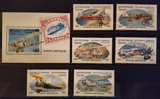 Bolivien ** Mnh Flugzeug 1 Bl Luftfahrt