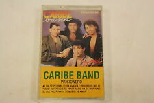 Prisionero by Caribe Band (2003) (Audio Cassette Sealed)