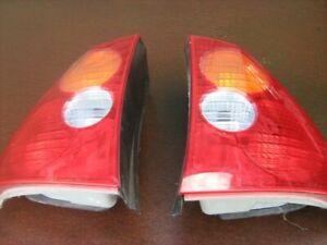 Mitsubishi magna rear tail lights -pair