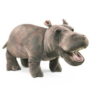 BABY HIPPO 3165 ~ NEW For 2020! FREE SHIPPING/USA ~ Folkmanis Puppets