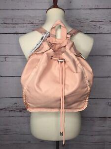 NWT LeSportsac Nadine Drawstring Backpack English Rose MSRP $95
