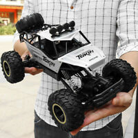 4WD RC Coche Monstruo Camión Calesa 2.4G Control remoto Amortiguador Todoterreno