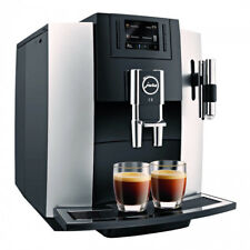 Jura E8 Fully Automatic Coffee Machine In Piano Black